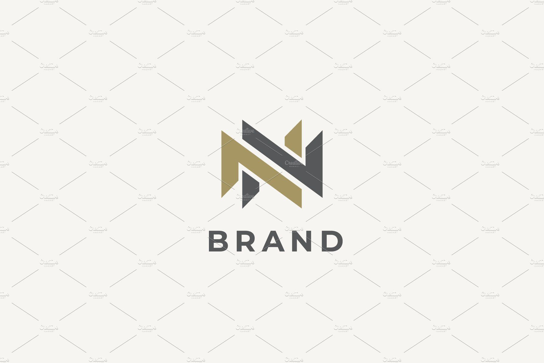 Abstract Letter N Logotype Typography Logo Inspiration Business Card Design Simple Logo Design Typography,Typography Logo Design Inspiration