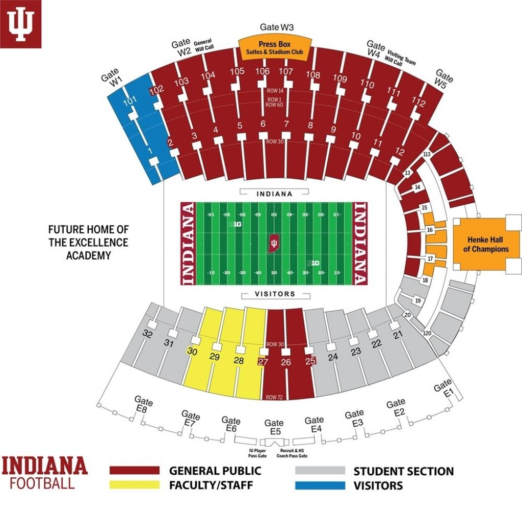 Incredible Penn State Football Seating Chart