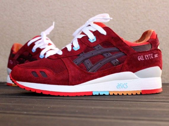 check out ad715 2d77a Asics Gel Lyte III