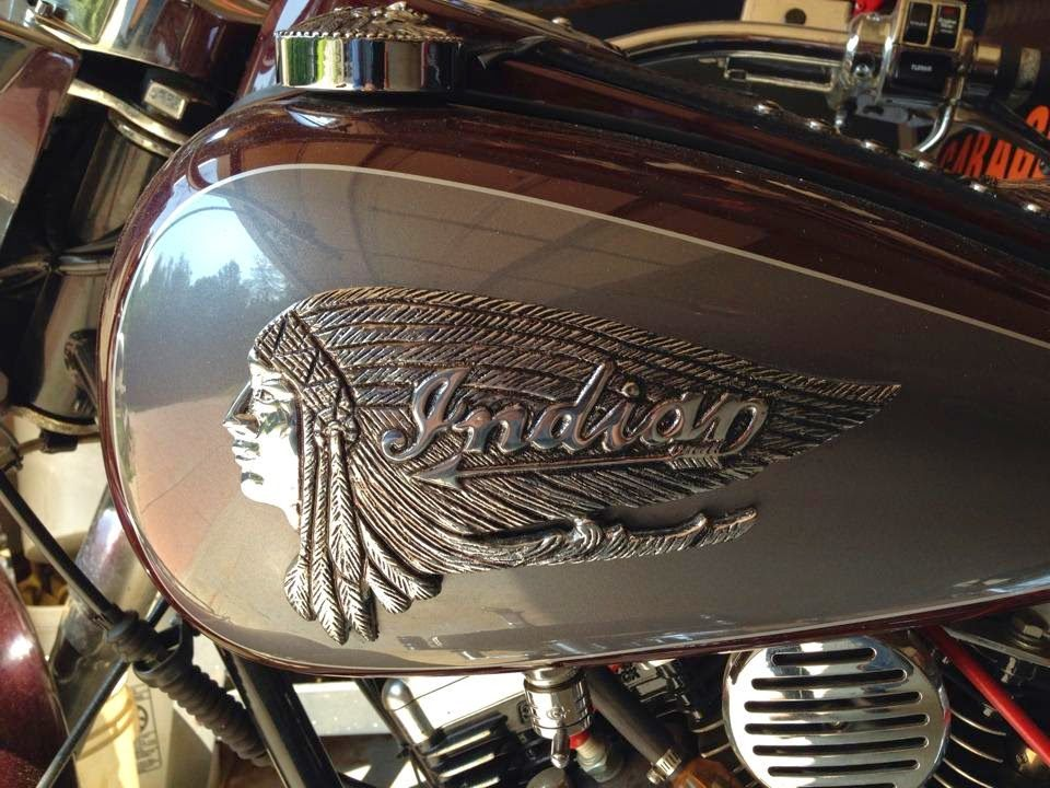 custom indian motorcycle paint jobs - Google Search | Indian Cycle ...