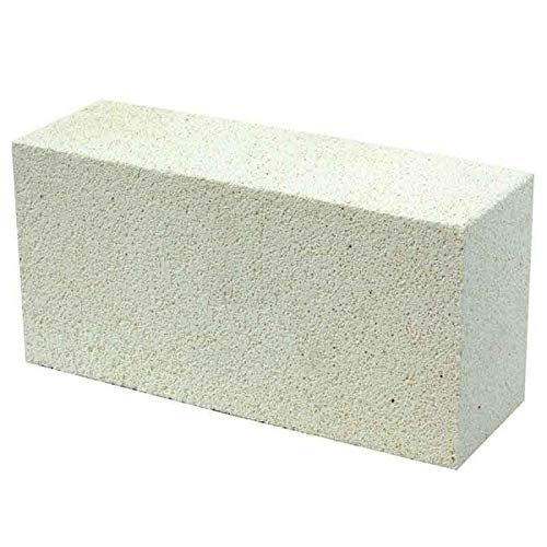Amazon Com Insulating Fire Brick For Ovens Kilns Fireplaces Forges 9 X 4 5 X 2 5 Inch 4 7 In 2020 Brick Fireplace Small Fireplace Painted Brick Fireplaces