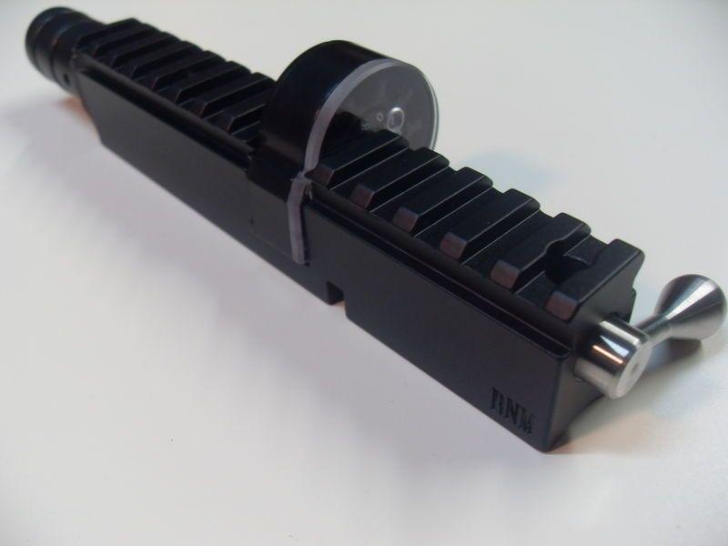 Weaver rail breech for your Marauder  25 | Air Rifle | Air