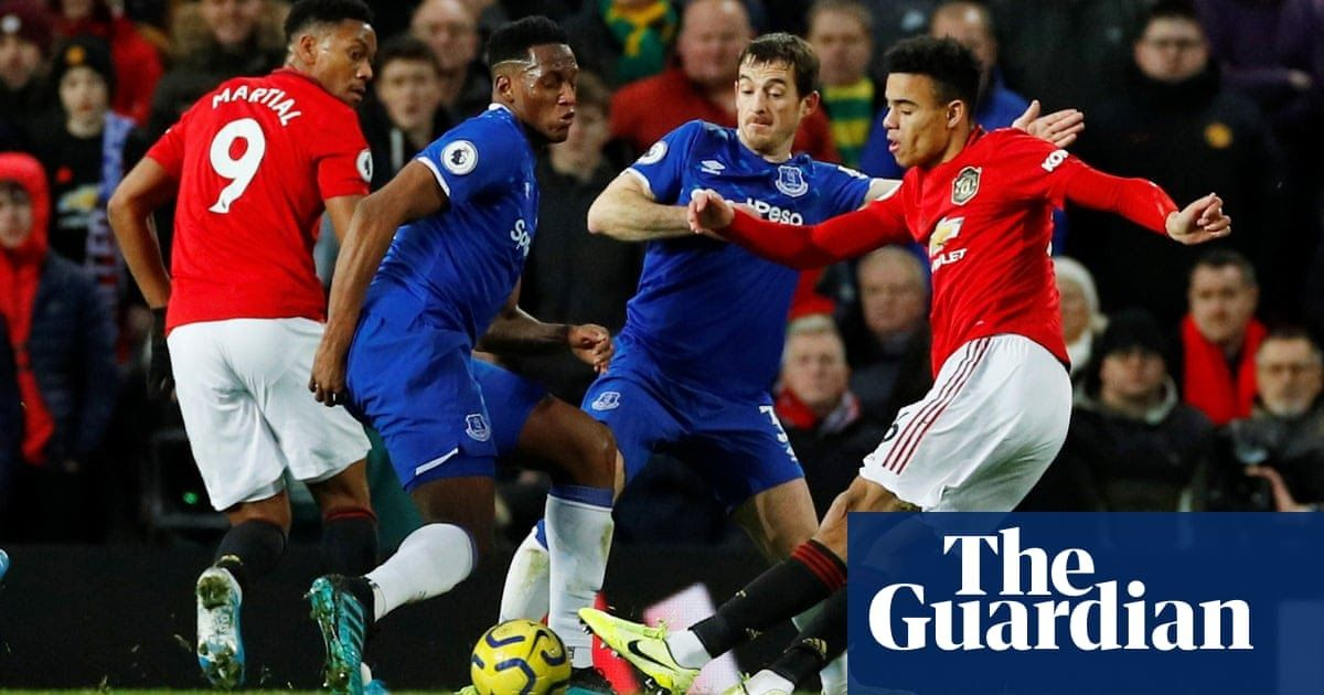 Manchester United Vs Everton Live Match In 2020 Manchester United Everton Live Football Match
