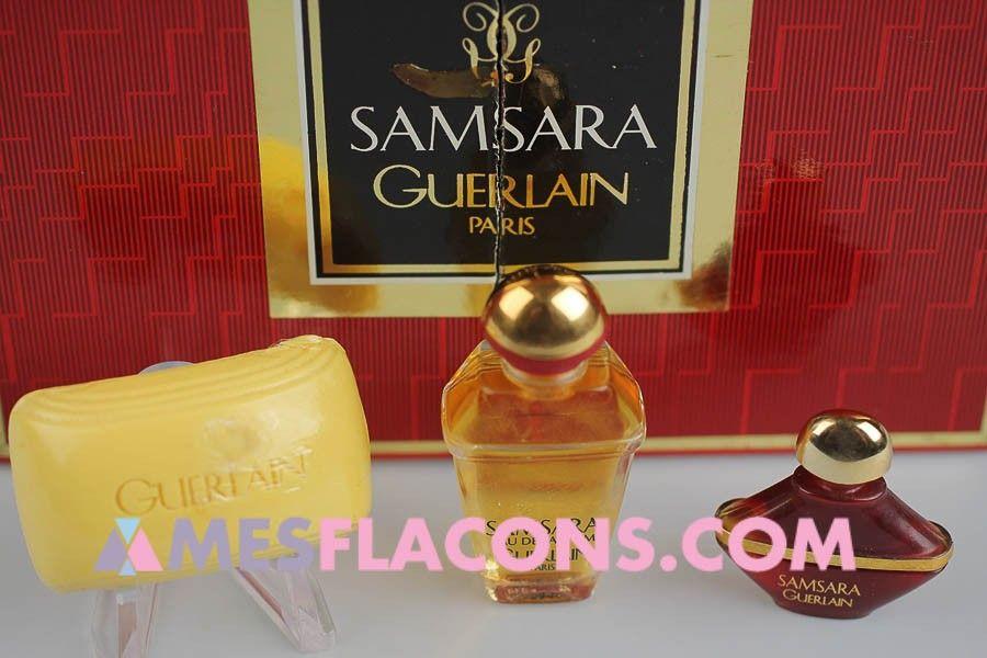 Coffret GuerlainParfums Coffret Samsara Miniatures GuerlainParfums GuerlainParfums Samsara Miniatures Samsara Coffret zVUMGSpq