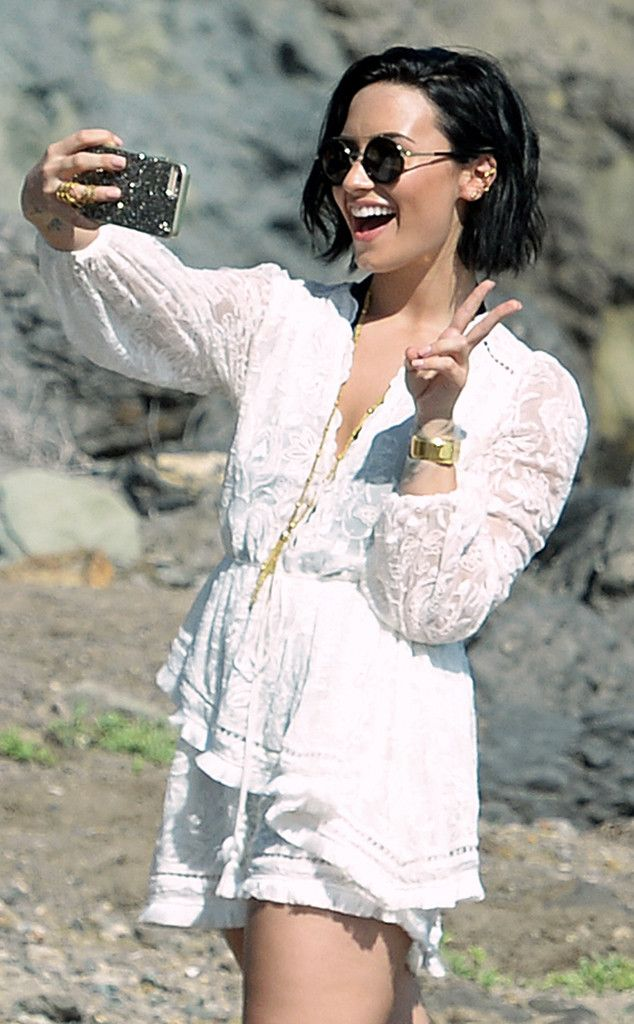 Demi Lovato from The Big Picture: Today's Hot Pics | E! Online