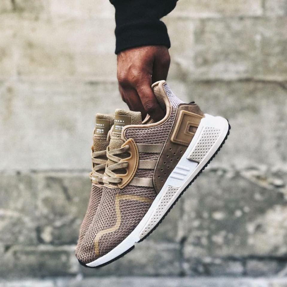 timeless design 0239d 9db4a adidas EQT Cushion ADV Cardboard