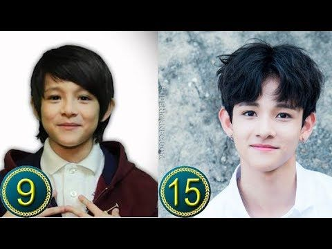Kim Samuel Pre Debut Transformation From 9 To 15 Years Old Youtube Kim Childhood Debut