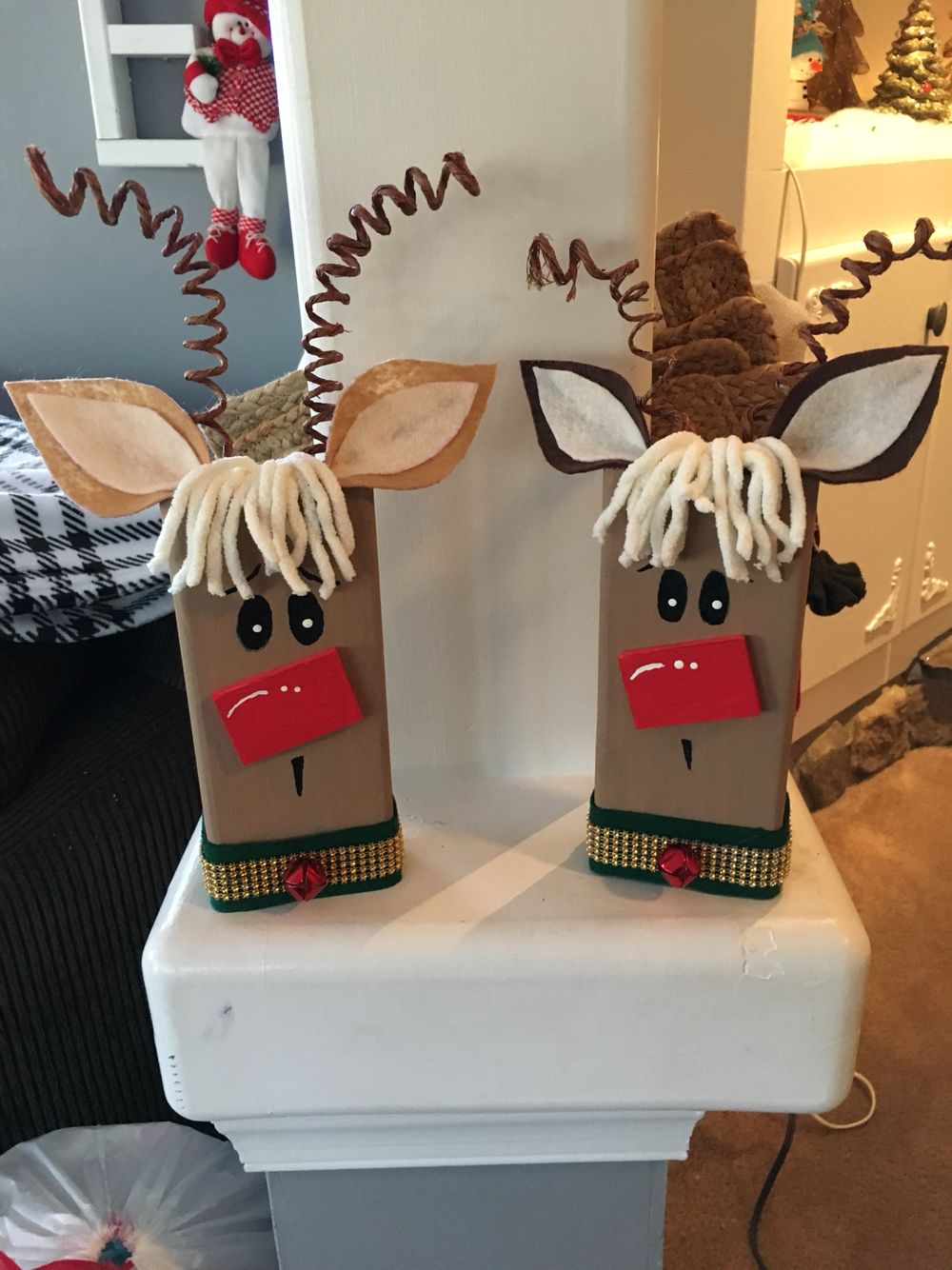 26++ Wooden crafts to make for christmas info