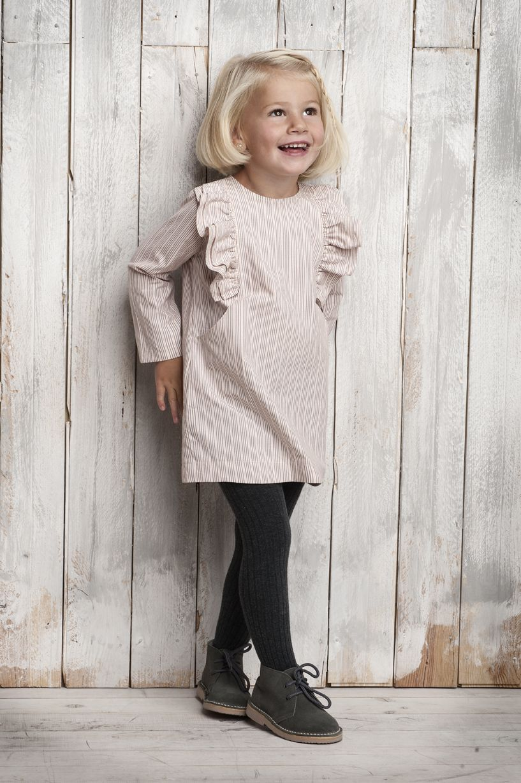 f442fc0fb PETIT NAIF | Niña invierno | Vestidos para niñas, Ropa para niñas y ...