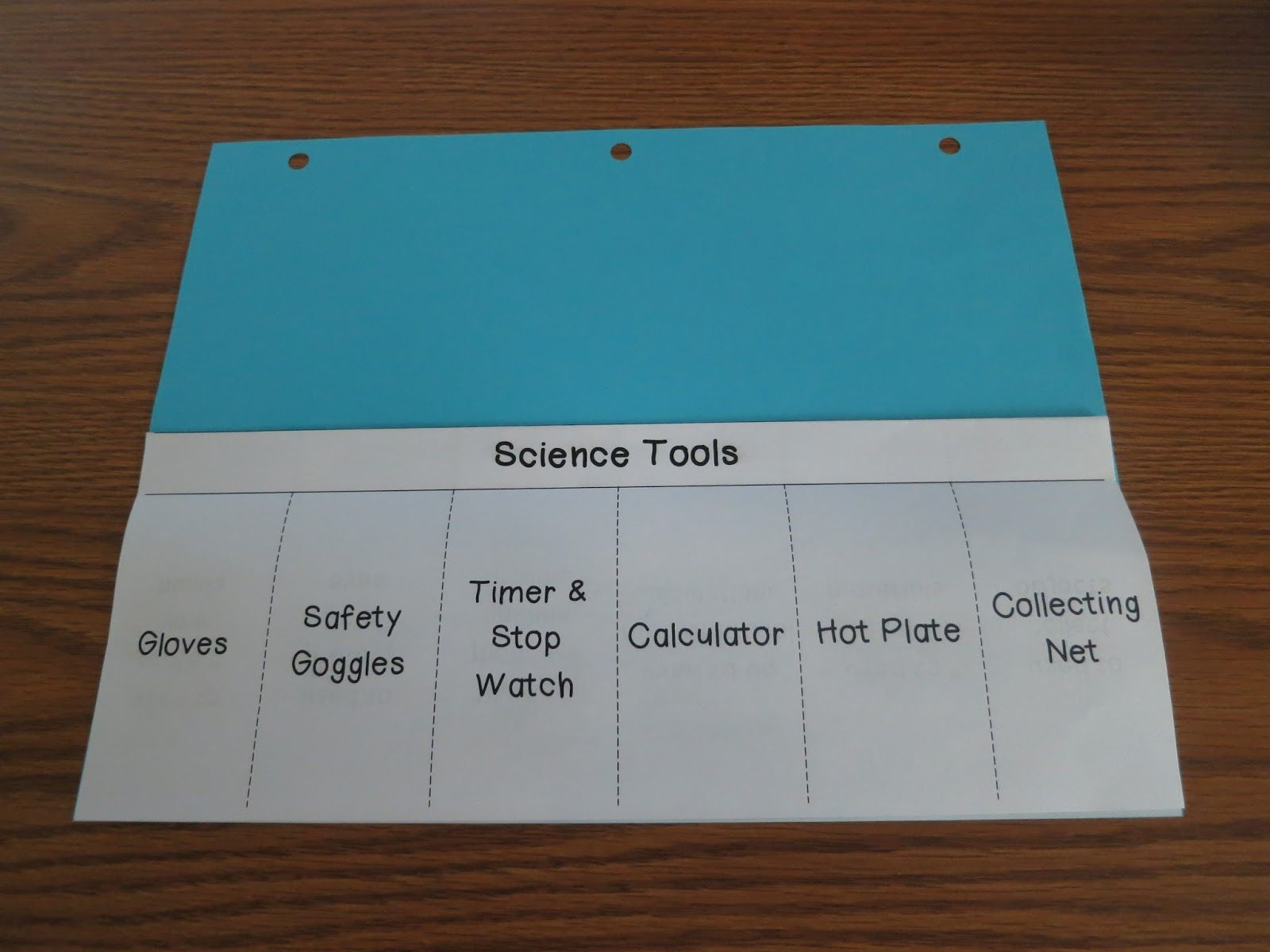 The 25 Best Science Tools Foldable Ideas