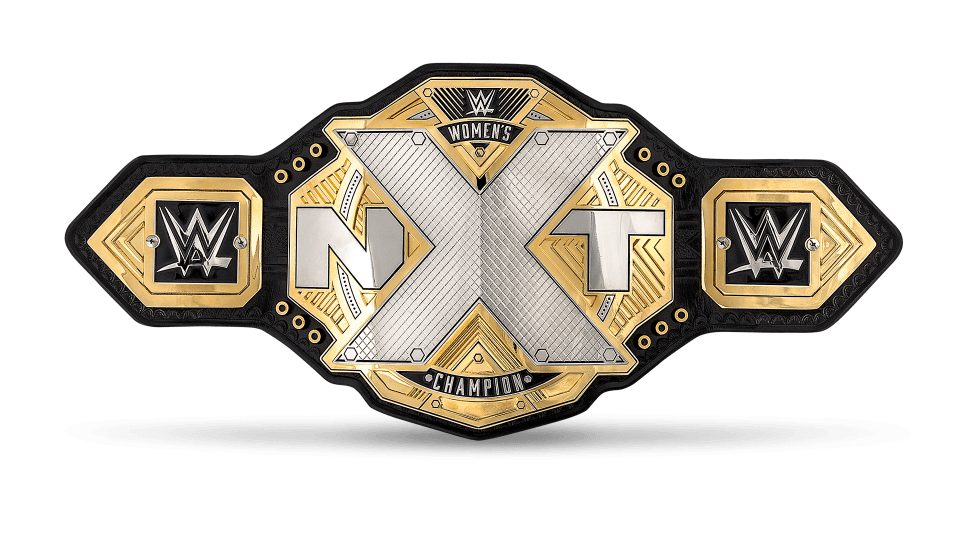 Imagenes Los Nuevos Cinturones De Campeonato De Nxt Superluchas Nxt Women S Championship Wwe Belts Wwe Women S Championship