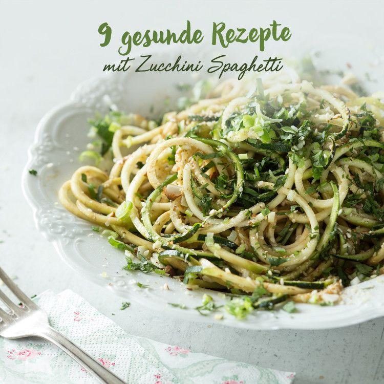 14 schnelle und gesunde zucchini spaghetti rezepte essen pinterest zucchini nudeln nudel. Black Bedroom Furniture Sets. Home Design Ideas