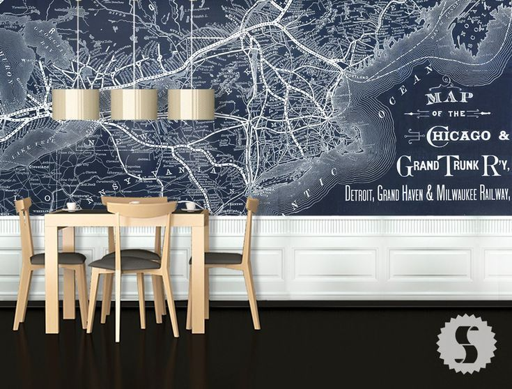 The 9 Best Temporary Wallpaper Brands Of 2020 Wall Murals Temporary Wallpaper Wall Coverings