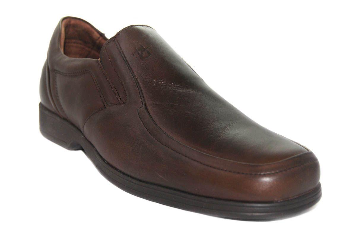 Zapato hombre de la temporada otoño- invierno de la marca pitillos en color marrón