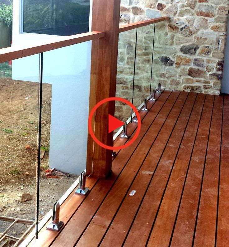 Best Image Result For Timber Deck Glass Balustrade Side Mounted 400 x 300