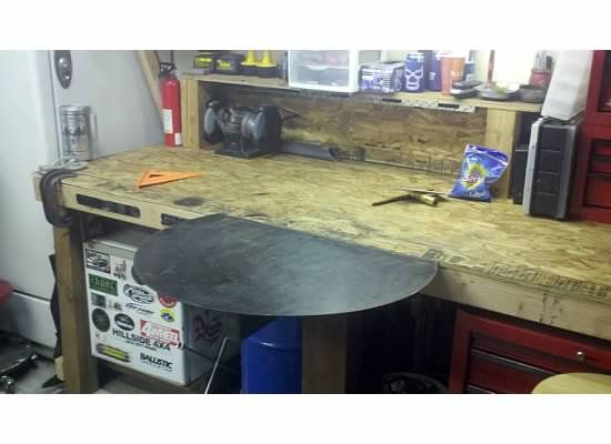 Lets See Your Workbench Page 17 The Garage Journal