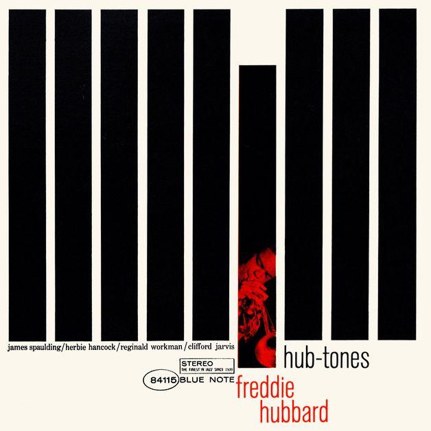Freddie Hubart  Hub-Tones Blue Note Record album cover