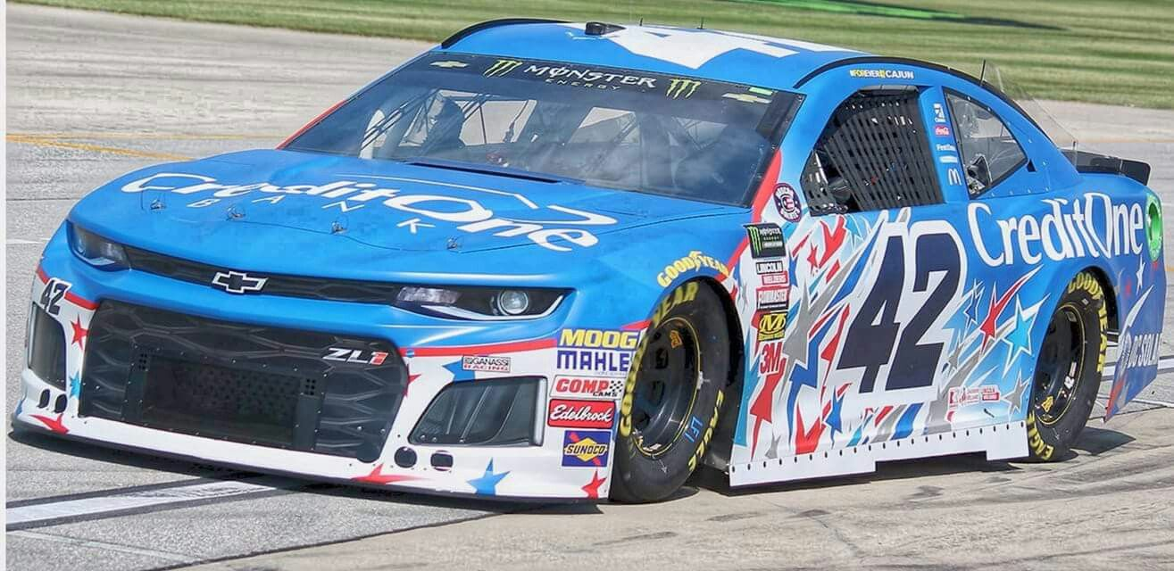 Without exaggeration, the sweetiest racecar of NASCAR