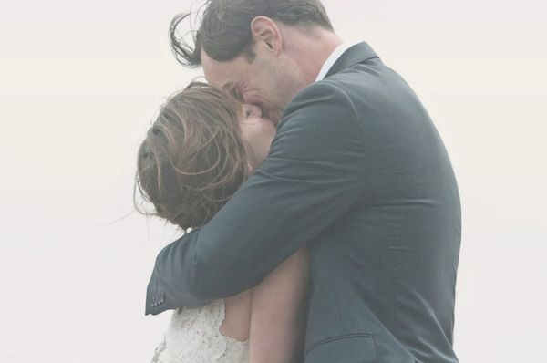 Every wedding photographer should want the emotions found in this photograph to exude from their own.