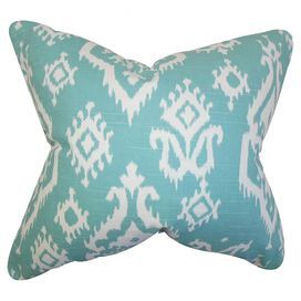 Baraka Cushion in Blue