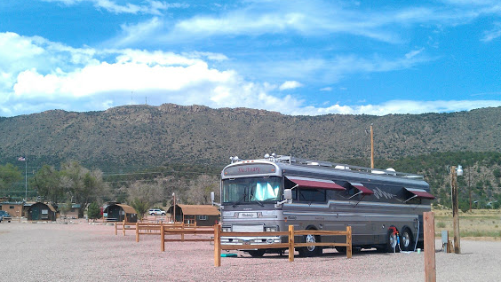 Mountain View RV Resort at Canon City, Colorado, United