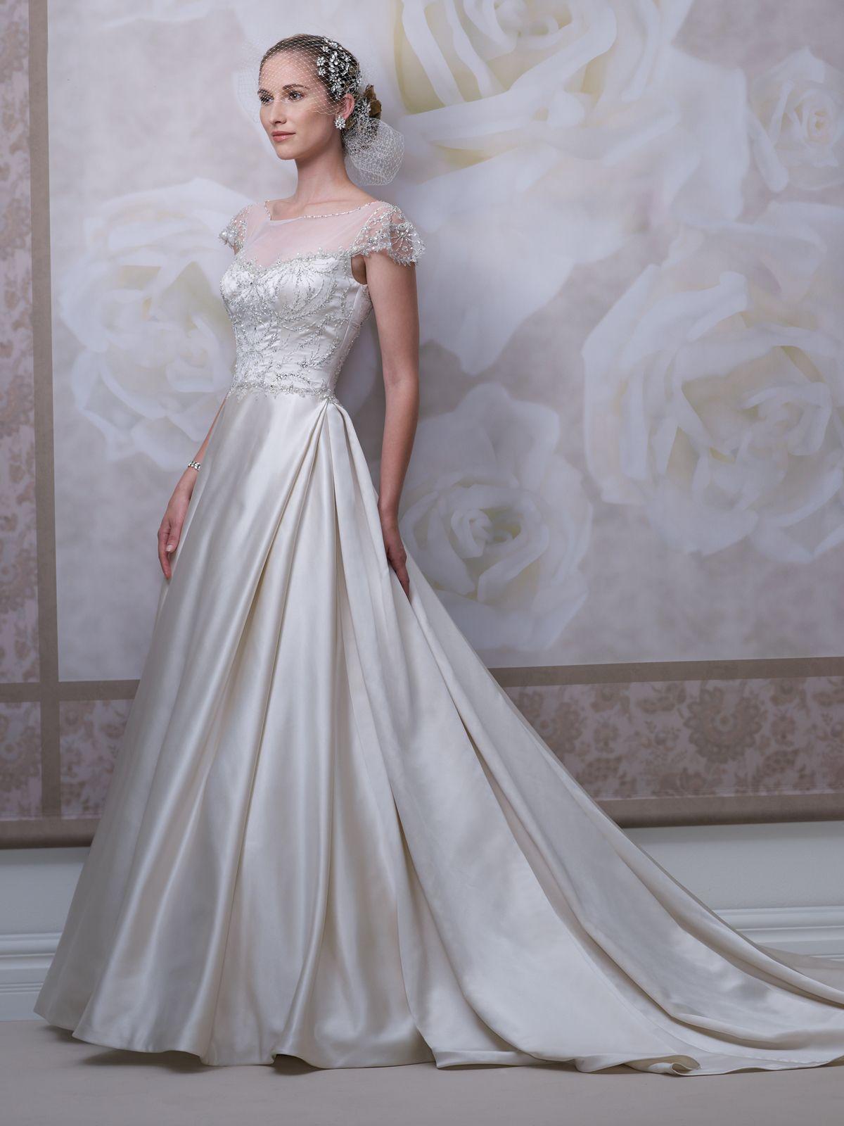 James clifford style no ua j wedding dresses