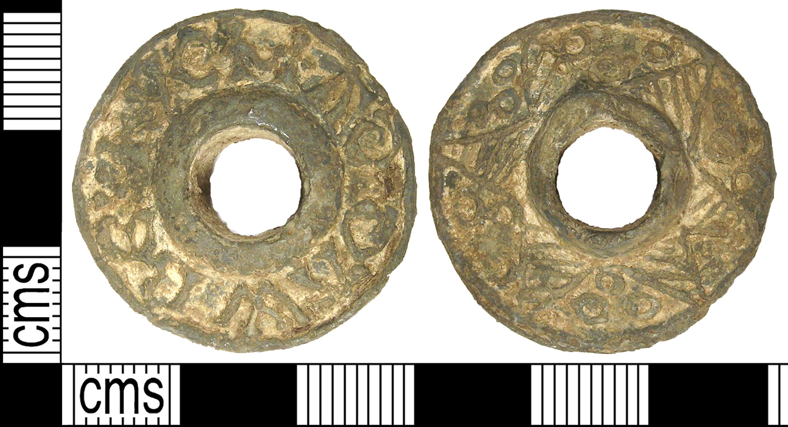Dating lead spindle whorls