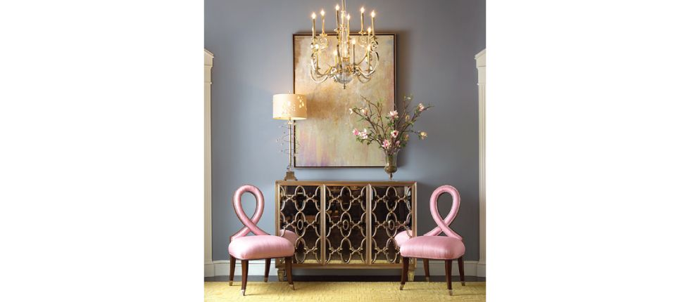 Hollywood Regency Decor, Louisiana Furniture Gallery