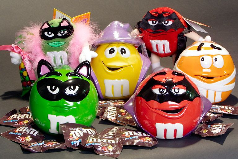 Halloween M Ms Candy Pictures Candy Art Christmas Cookie Jars