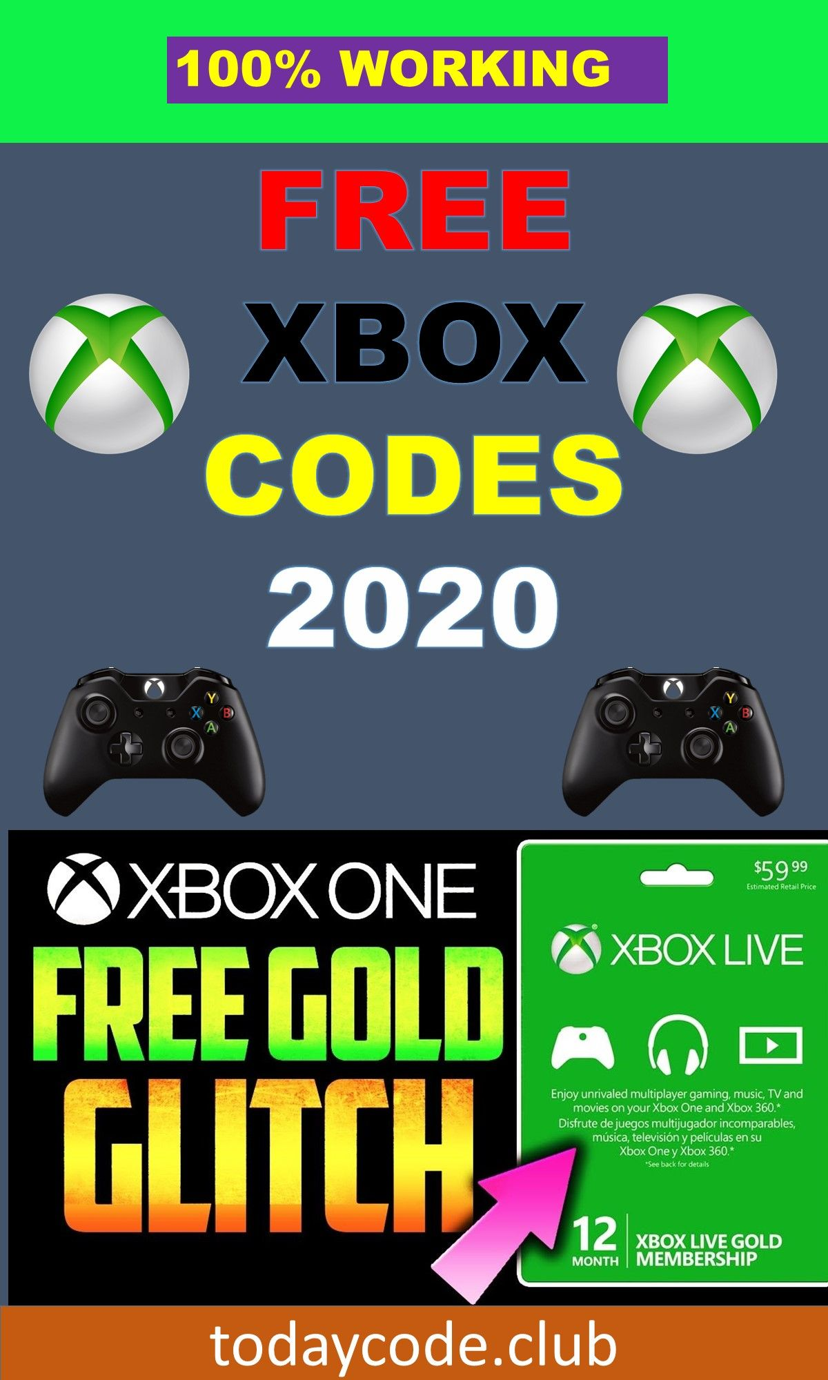 How To Get Free Xbox Codes Xbox Gift Card Xbox Gifts Free Gift Card Generator