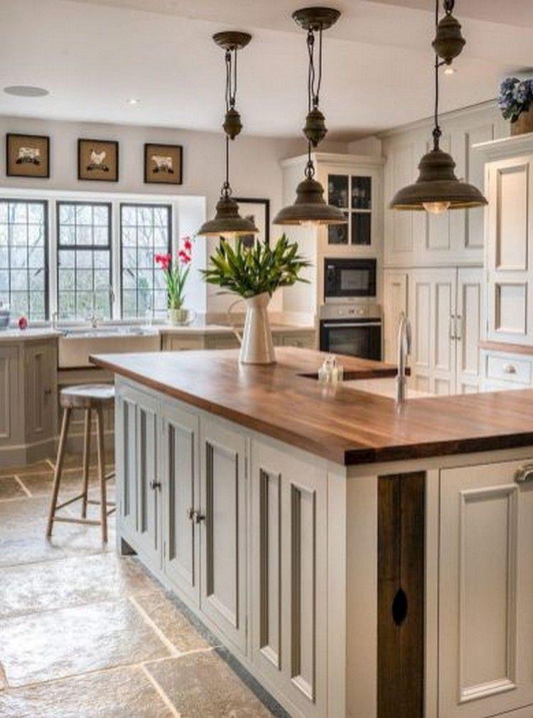 100 Admirable Farmhouse Kitchen Decor Ideas Http Dorothydecor Info 100 Admirable Far Kitchen Cabinetry Design Farmhouse Kitchen Decor Kitchen Cabinets Decor