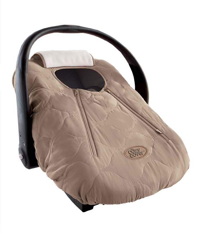 b568cd2325b4 Cozy Cover is a warm and soft infant carrier cover that helps keep ...