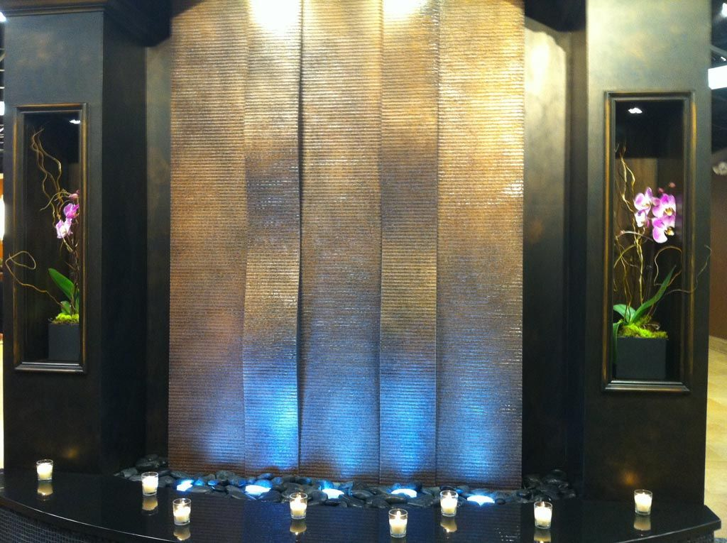 Indoor Waterfall Wall Fountain Indoor Waterfall Wall Water Wall