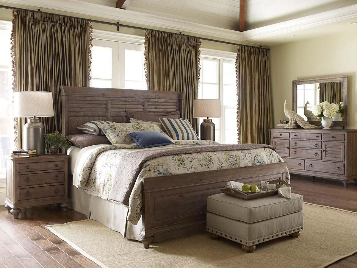Weatherford Queen Bedroom Group 1 by Kincaid Furniture at