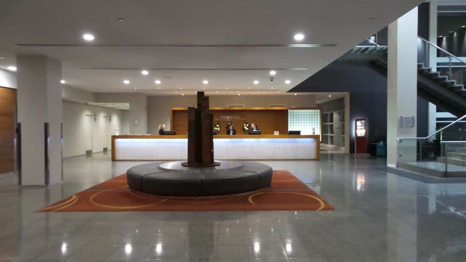 Check In At The Parkroyal Melbourne Airport Hotel Australia Review By