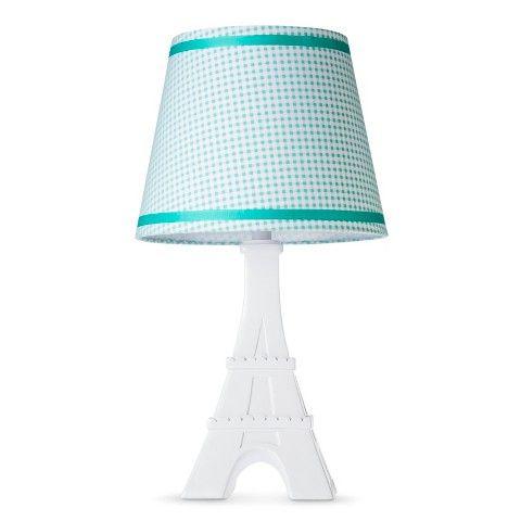 Circo Paris Lamp Lamp Eiffel Tower Lamp Girls Room Decor