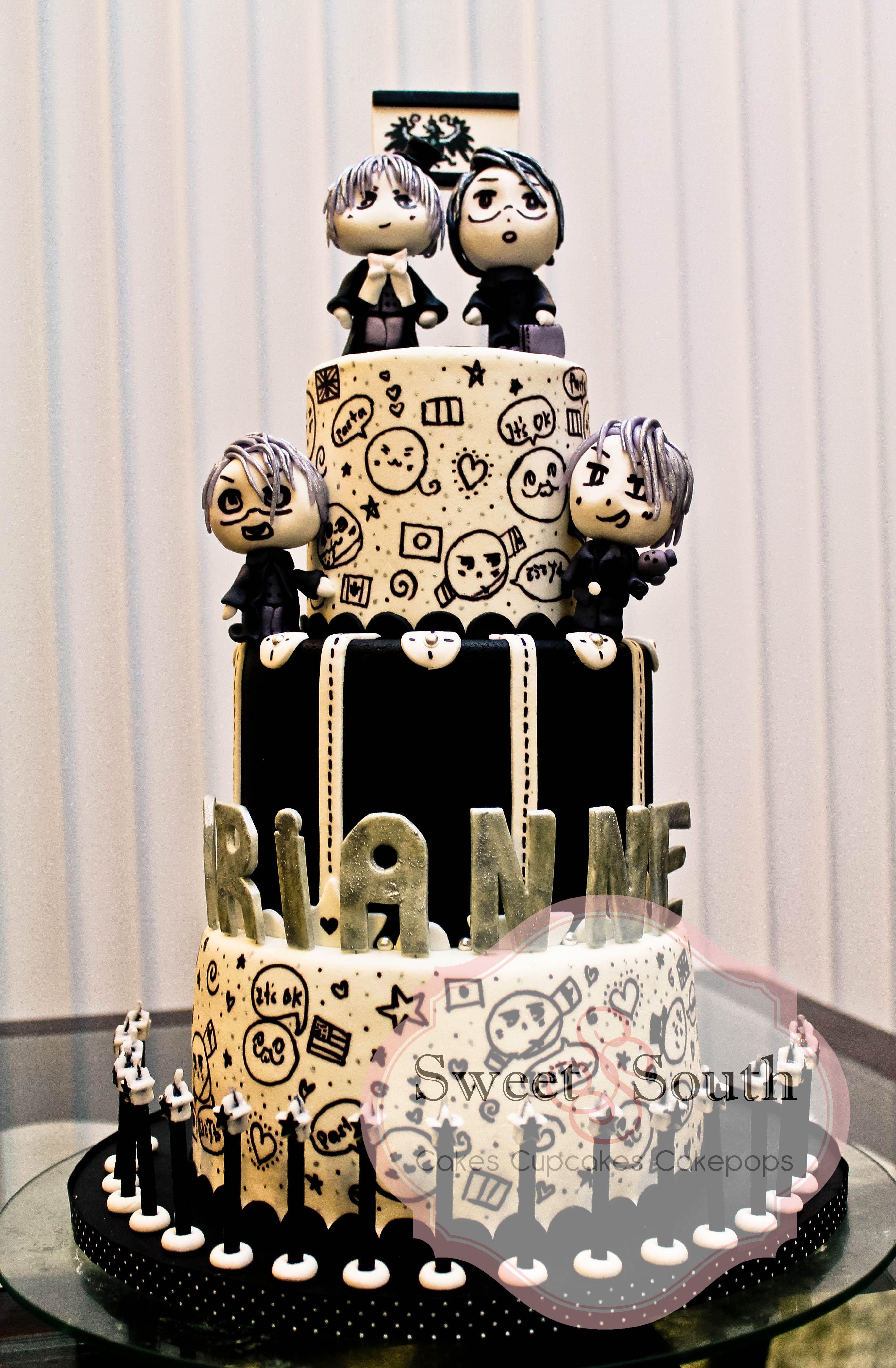 Épinglé par Stephanie Gabayan sur Sweet South Cakes Beau