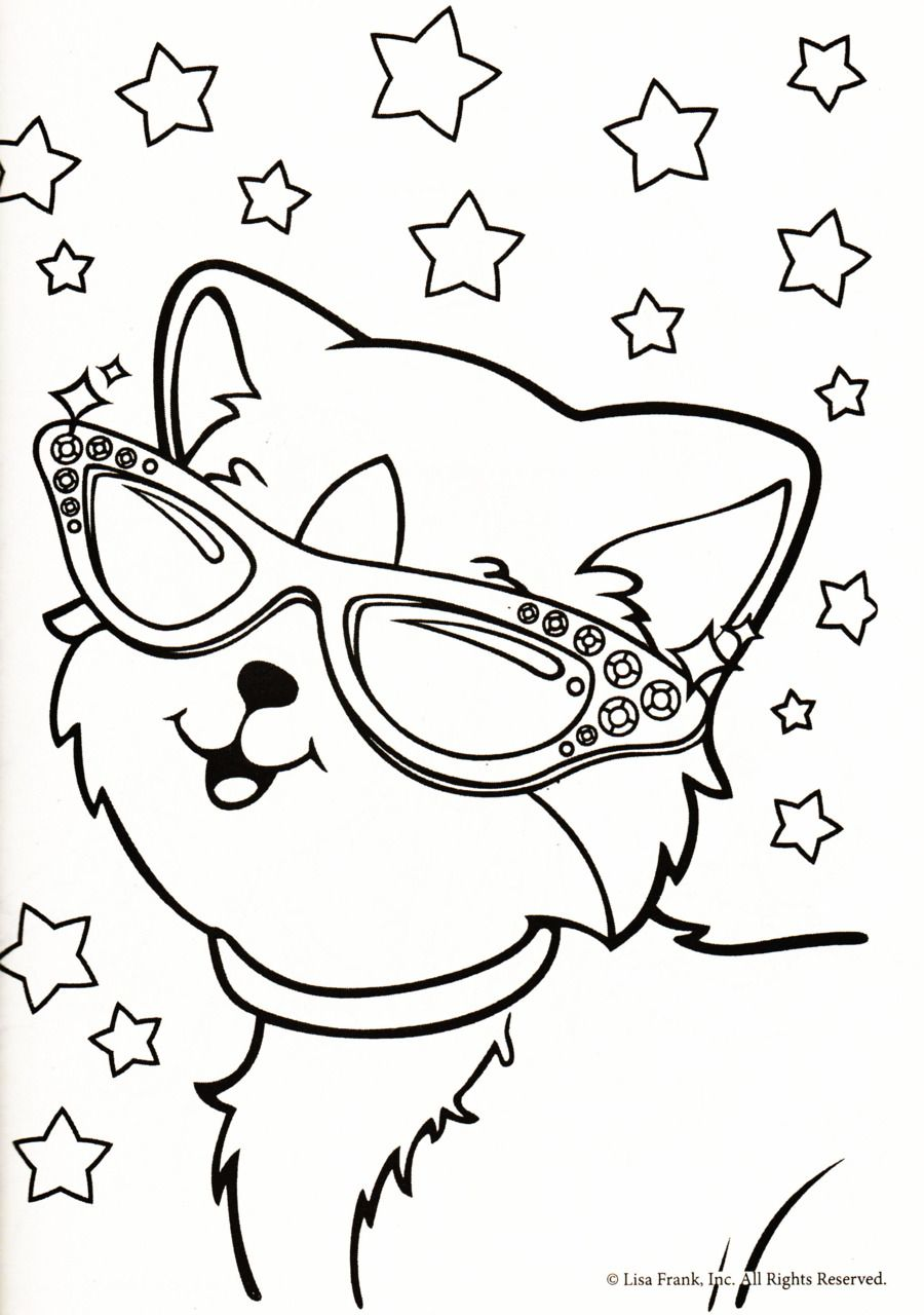 lisa frank coloring pages 2. lisa frank cat coloring pages located in CAT Category  Free Printable for kids Blog devoted to I welcome and hope you