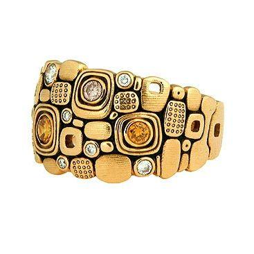 Rings by Alex Sepkus - New York,  Diamonds, Gold, Platinum