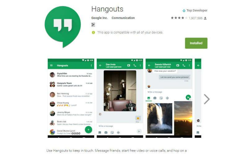 Thanks for dropping by  Here is the detailed post on Google Hangouts