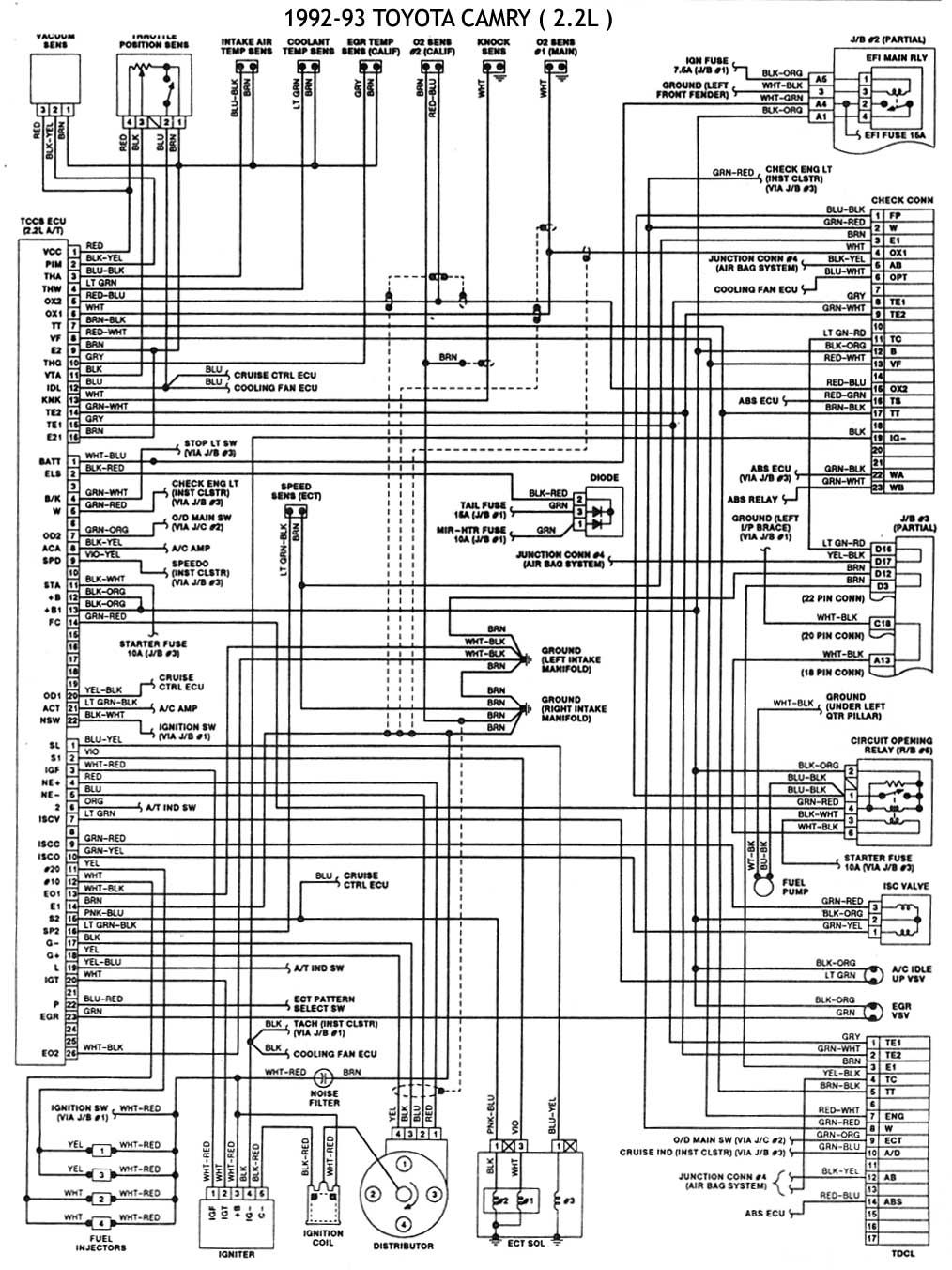 Diagrama Electrico Automotriz Toyota In 2020 Toyota Corolla Toyota Echo Toyota