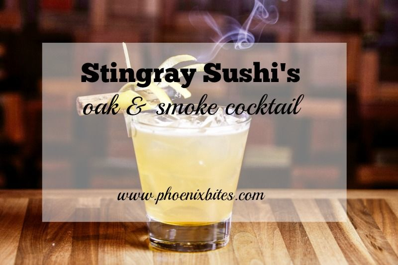 Oak smoke cocktail recipe in 2020 smoked cocktails