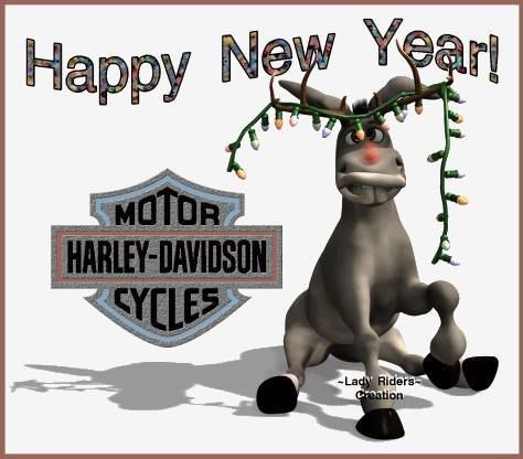 Happy New Year HD | rides | Pinterest | Harley davidson and Harley