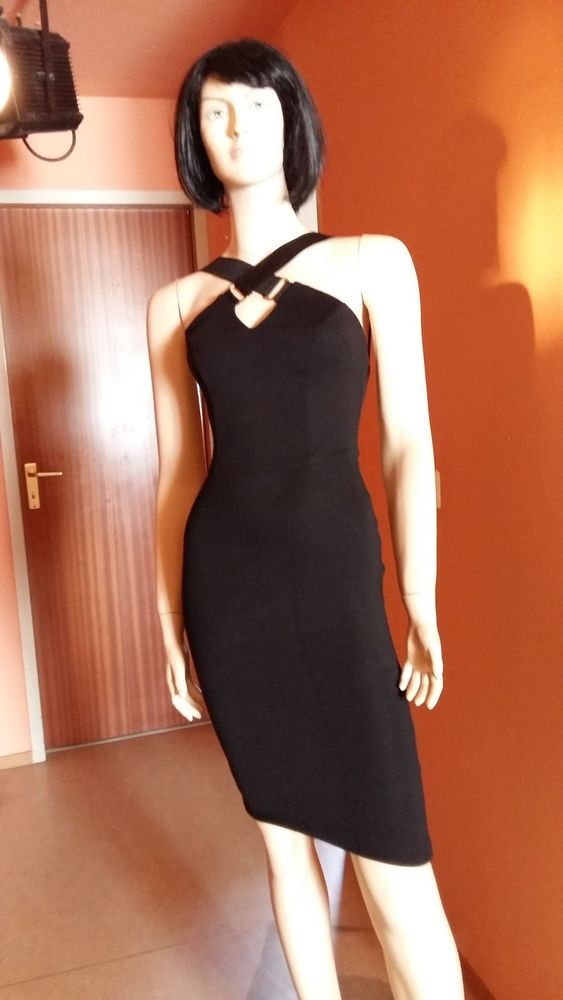 Hot* super sexy Kleid in schwarz Gr. XS/34, Asos Petite | sexy ...