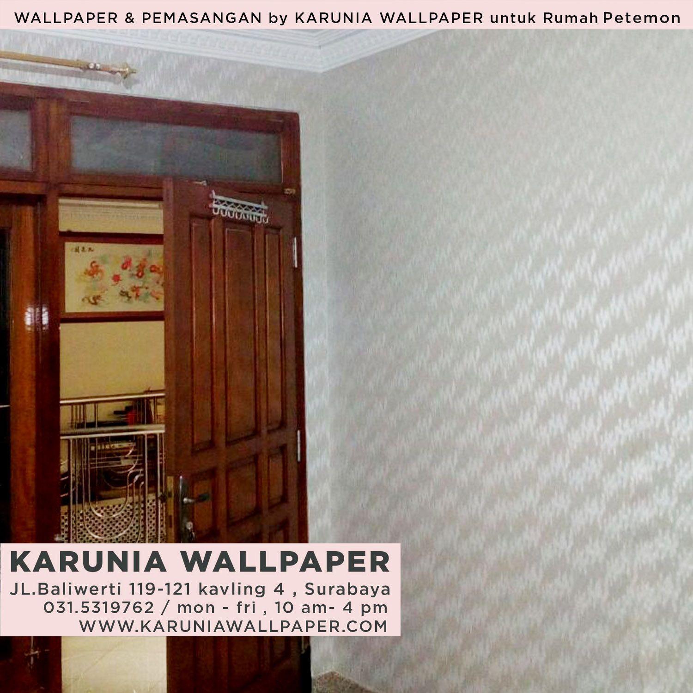 Pasang Wallpaper Lebih Mudah Dengan Karunia Wallpaper Surabaya Jasa