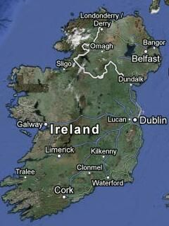 Map Of Ireland Tourist Spots.Best Places To Visit In Ireland 2018 Best Cities Castles Pubs