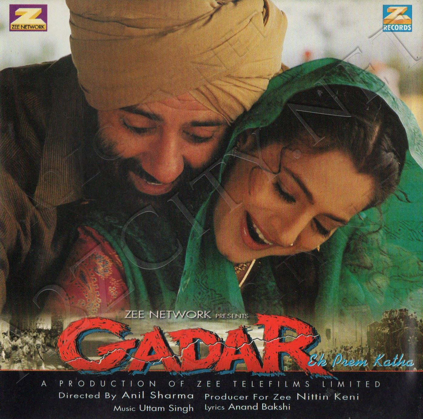 Gadar Ek Prem Katha 2001 Flac Gadar Ek Prem Katha Bollywood Songs Old Movies