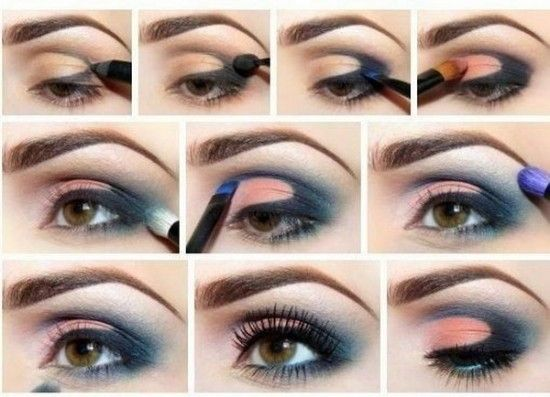 Makeup tips for brown eyes almost always focus on effective eye ...