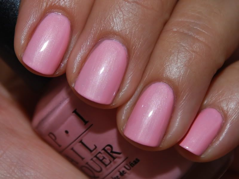 OPI Italian Love Affair... My favorite go to pink... | Products That ...
