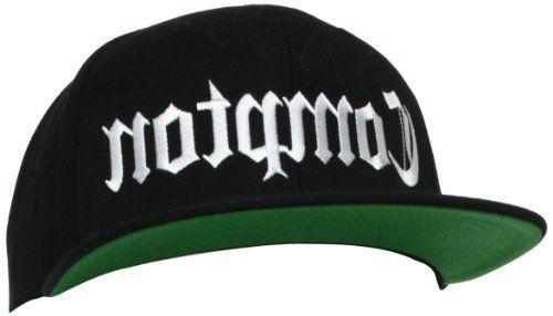 Mighty Healthy Men s Compton Snapback Hat ae50e08be6b7